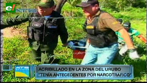 Hombre acribillado en el Urubó fue identificado