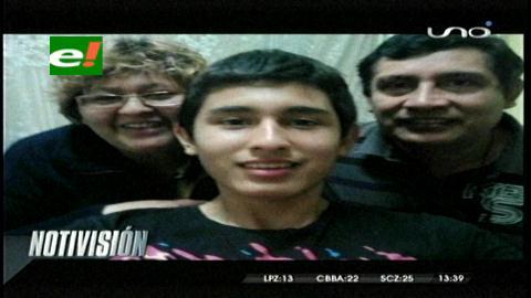 Familia que retornaba a España es la víctima del choque en la G-77