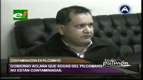 Gobierno descartó que desechos de la empresa Silver and Tin contaminaran el río Pilcomayo