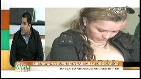 Juez deja en libertad a 'La Mona', acusada de asesinato
