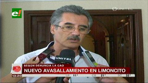 """CAO denuncia avasallamientos en """"Limoncito"""""""