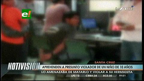Detienen a funcionario del Seduca acusado de violar a un menor de 10 años
