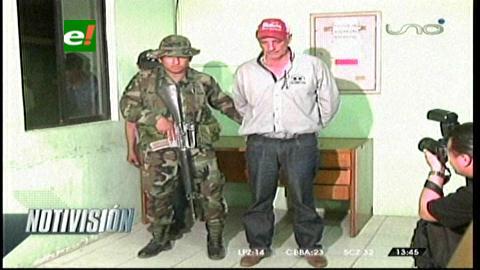 Presumen que narco-piloto detenido en Yapacaní, sería candidato a Alcalde de Santa Ana