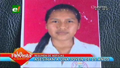 Una menor de 15 años apareció muerta en Santa Marta