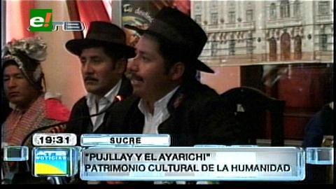 La Unesco declara al Pujllay y el Ayarichi Patrimonio Inmaterial de la Humanidad