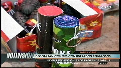 Alcaldia Crucena Incrementa Control De Juegos Pirotecnicos Eju Tv