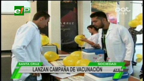 Inicia campaña de Las Américas que prevé vacunar a 450.000 personas