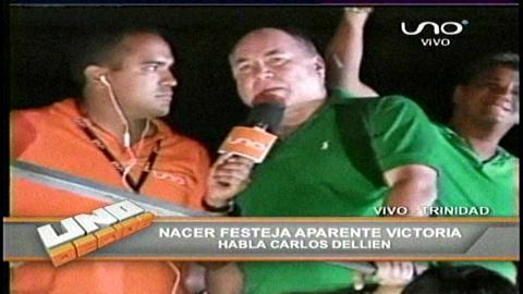 "Carlos Dellien: ""el Beni le ganó al MAS"""