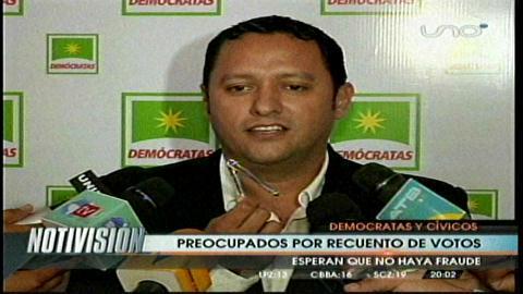 """Diputado Dorado regala cortaúñas a Evo y Quintana """"para que no haya corrupción electoral en Beni"""""""