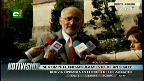 Carlos Mesa: «Se rompió el encapsulamiento de un siglo del tema marítimo»