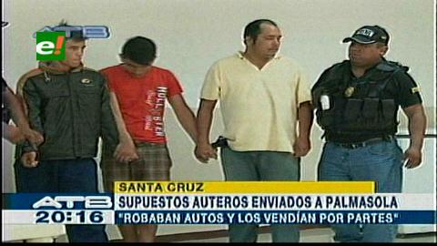 Recuperan vehículo robado a menonita y atrapan a los autores