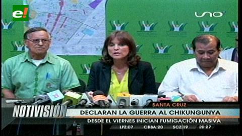 Chikungunya: Intensifican fumigación en los distritos