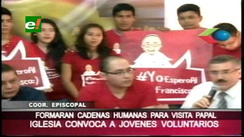 Jóvenes convocan al servicio del voluntariado