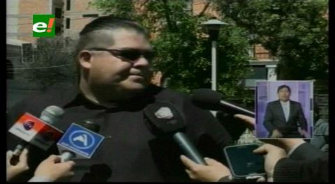 Encargado de seguridad de Mongo's asegura que Andrea Aramayo estaba en estado de ebriedad