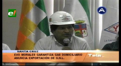 Descubren más gas, petróleo y alistan exportación de GNL