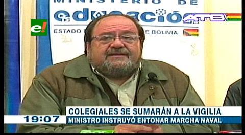 Gobierno boliviano instruye vigilias en colegios a la espera del fallo de La Haya