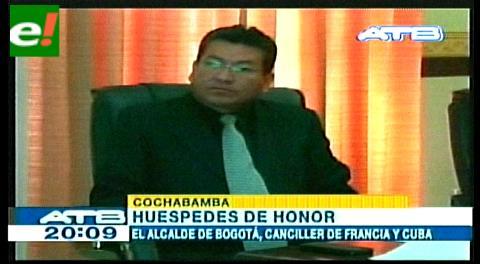 "Cochabamba: Concejo Municipal nombrará ""huéspedes ilustres"" a Ban Ki-Moon y Ollanta Humala"