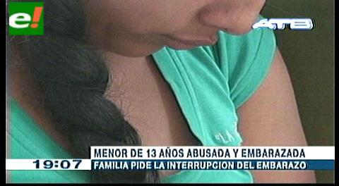 Familia pide aborto de una niña abusada por un taxista