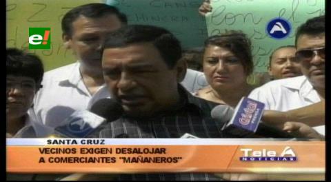 """Fejuve rechaza avasallamiento de los """"mañaneros"""""""