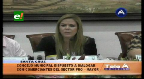 Gobierno Municipal convoca al diálogo a dirigentes de Pro Mayor