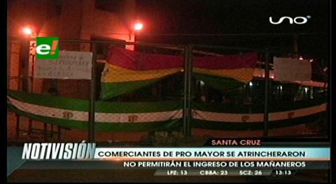 En ProMayor se atrincheran contra ingreso de 'mañaneros'