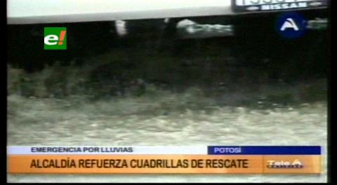 La Paz: Alcaldía refuerza la alerta temprana ante la llegada del fenómeno de El Niño