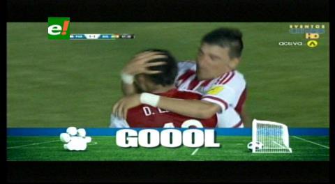 Paraguay 2-1 Bolivia: Paraguayos frustraron la ilusión de la selección