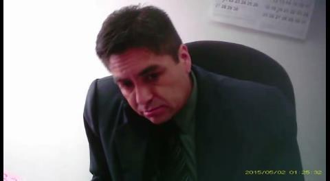 Mire el video donde un juez de La Paz pide $us 15.000 para cambiar un caso