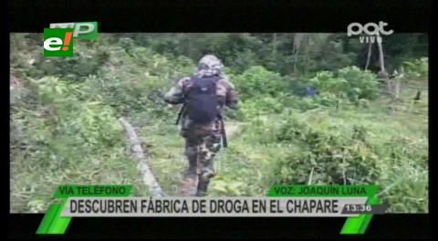 Destruyen laboratorio de cocaína y nueve pistas aéreas de 'narcos' en San Germán