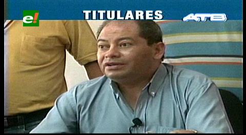"""Titulares de TV: Ministro Romero denuncia que hay una """"mafia"""" en los administradores de Justicia"""