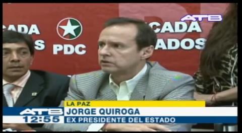 Tuto dice que los errores que se cometen en Chile son por el Canciller Muñoz
