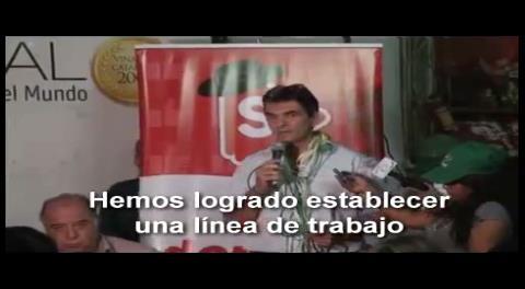 Rodrigo Paz niega estar en campaña y denuncia manipulación de video