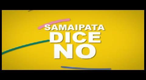 Serigrafían poleras por el NO en Samaipata
