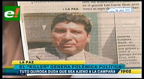 """Surgen dudas por la captura de """"El Killer"""" antes de referéndum"""