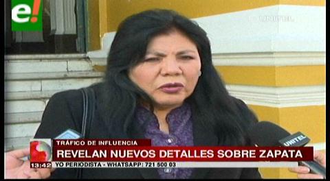 Revelan nuevos detalles sobre Gabriela Zapata