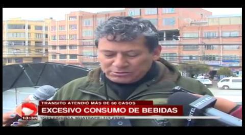 Seis personas murieron durante el feriado de carnaval en El Alto