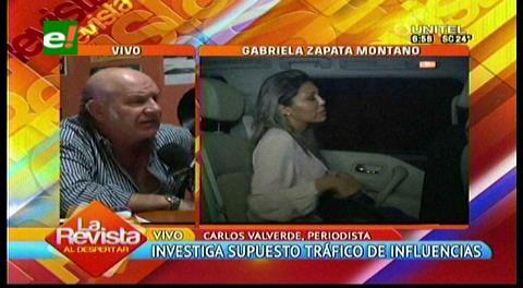 Valverde espera juicio en Tribunal de Imprenta y la ex de Evo ataca con un pool de abogados