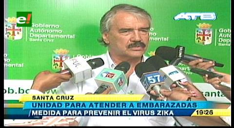 En el hospital San Juan de Dios abren atención especial a embarazadas con zika