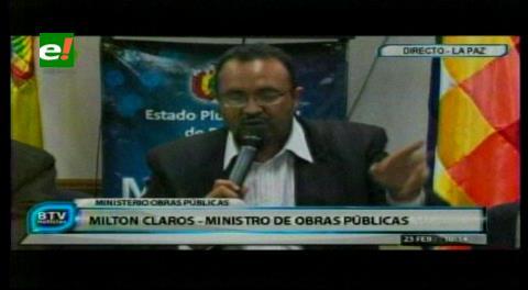 Gobierno boliviano recupera $us22 millones por boletas ejecutadas a la china CAMC