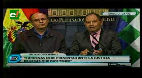 Drones, amenazas de muerte a Evo en redes y Guadalupe: Gobierno ve conspiración y prepara arremetida