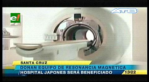Hospital Japonés tendrá un equipo de resonancia magnética