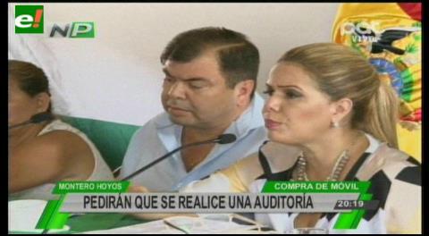 Alcaldía cruceña instruye auditoría en la compra del dron