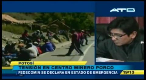 Potosí: Los cooperativistas mineros evitarán procesos contra sus afiliados