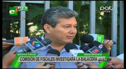 Comisión de fiscales investigará balacera donde murieron 4 extranjeros