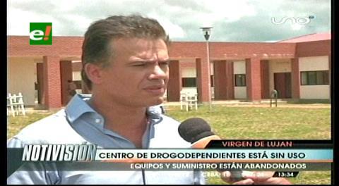 Ex zar antidroga denuncia que centro de rehabilitación municipal no está operando
