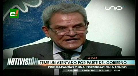 Cruce verbal. Defensor exige respeto al derecho a la vida y ministro Romero lo acusa de defender delincuentes