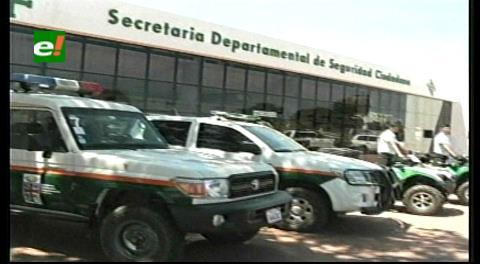 Santa Cruz estrena casa de seguridad ciudadana
