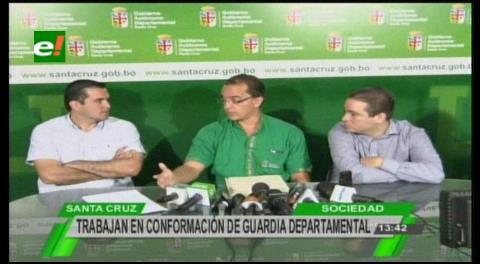 Gobernación cruceña confirma que terrenos de la Escuela Básica de la Policía son de su propiedad