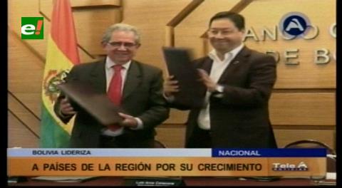 Bolivia ratifica previsión de crecimiento de 5% e inflación de 5,3% para este año