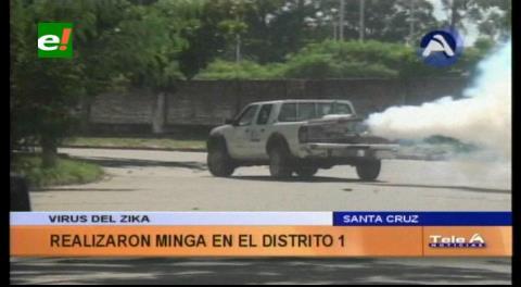 Santa Cruz: Podrían dictar auto de buen gobierno por minga